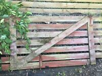 FREE gate and metal fencing