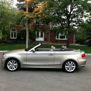 2008 BMW 1-Series 128i Convertible-6Speed