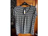 New with tags - M&S Ladies Top