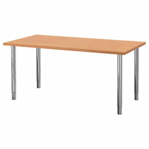 """IKEA Table Top and Legs 160cm x 80cm (32x63"""")"""