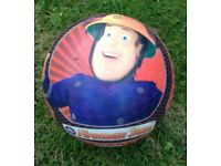 KIDS FIREMAN SAM FOOTBALL