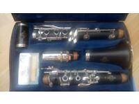 Clarinet (Buffet Crampon B12)