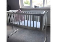 New Baby crib for sale £25 (originally £85 in Mothercare)
