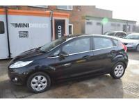 2011 Ford Fiesta 1.6TDCi ( 95ps ) DPF Econetic Zetec
