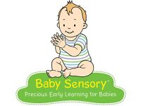 Baby Sensory Classes - South Lincolnshire