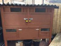 Pigeon shed for sale