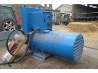 brush generator 15kva tractor pto driven generator stand by gen set off farm