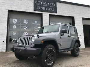 2015 Jeep Wrangler Sport No Accidents Great Condition Offroad Ti