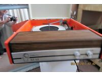 Vintage Fidelity Record Player