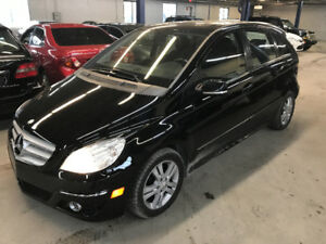 2008 MERCEDES B200- MANUAL- FINANCE 1er-2e & 3e CHANCE