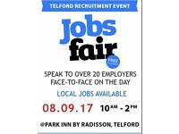 Telford Jobs Fair