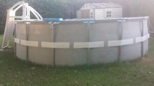 piscine  Intex 18'