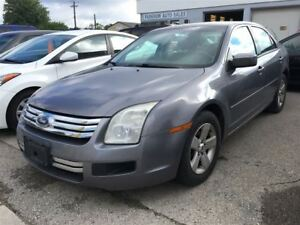 2006 Ford Fusion SE CALL 519 485 6050 CERTIFIED