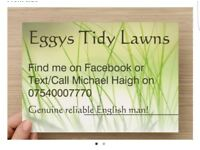 Eggys tidy lawns