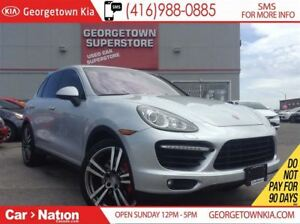 2011 Porsche Cayenne TURBO | NAVI | BACK UP CAM | SUNROOF |