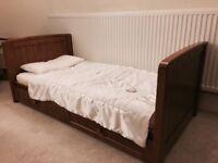 Silver cross devonshire toddler bed