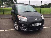 Citroen C3 Picasso 1.6HDi VTR+ 2009 *LOW MILES, CLEAN CAR, NEW MOT & SERVICE*