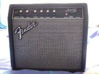 Fender Frontman 15G Electric Guitar Amplifier ( amp )
