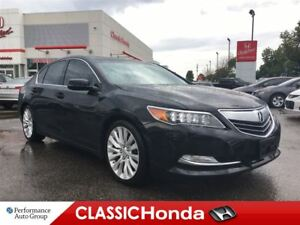 2014 Acura RLX TECH PACK | NAVI | CLEAN CARPROOF | SUNROOF |