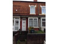 TWO BED TERRACED HOUSE:TWO RECEPTION ROOMS:DOWNSTAIRS SHOWER ROOM: LOCAL SCHOOLS :ONLY £575 PCM
