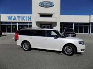 2013 Ford Flex SEL AWD Leather -