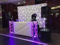 KISS Entertainment DJ (Mehndi/Wedding) Asian Indian Pakistani Dance floor Party Event Decor Lighting