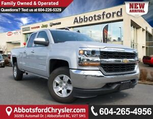 2017 Chevrolet Silverado 1500 1LT ACCIDENT FREE!