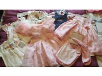 Lot's of baby clothes and other items