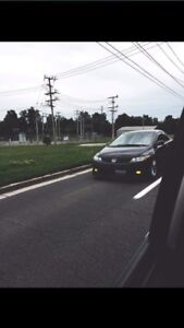2008 Honda Civic coupe manual