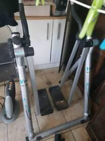 V Fit gravity walker