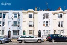 One bedroom patio flat in central Kemptown