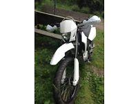 125cc zx SFM (2014 plate)