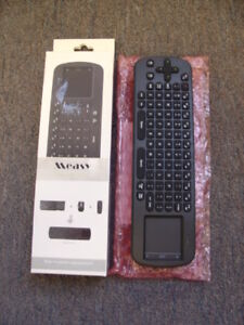 RC12 Measy Air Mouse Keyboard Wireless Remote Andriod Mini PC