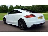 2014 Audi TT 2.0 TDI Quattro Black Edition Manual Diesel Coupe