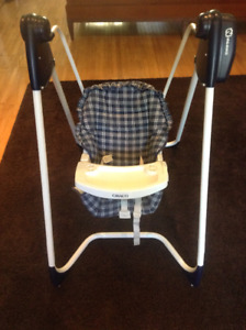 Graco Two Speed Infant Swing