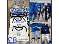 Baby Boy Clothes - See Photos For Info. Collection Bromley BR1