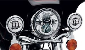 Harley Daymaker type LED passing lamps