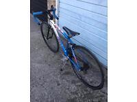Child's Racing Bike - red,white & blue