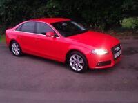 2008 Audi A4 2.0 TDI SE BRIGHT RED not Passat Jetta Leon a6 a3 BMW