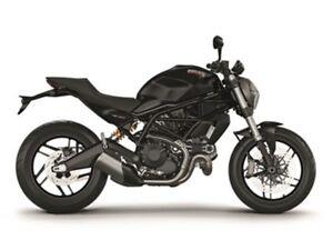 2017 Ducati Monster 797 Dark Stealth