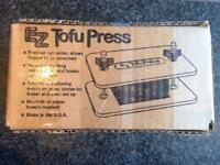 Never opened EZ tofu press