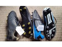 New football boots shoes size 9 - 9.5