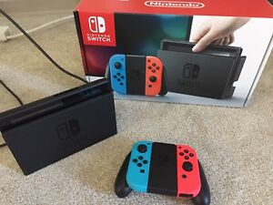 Perfect Condition Nintendo Switch!