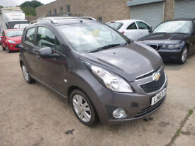 CHEVROLET SPARK 1.2 LTZ - LN63CRU - DIRECT FROM INS CO