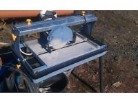 tile saw, table saw