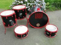 Diabolo D Drums