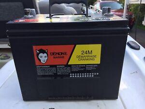 Batterie Demone Cranking
