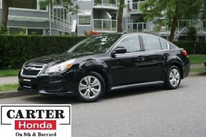 2013 Subaru Legacy 2.5i + AWD + HEATED SEATS + NO ACCIDENTS!