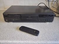 Technics SL PG590 cd player with remote