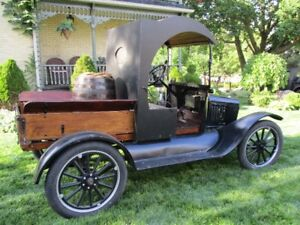 1923 Model T C-Cab  Totally rebuilt